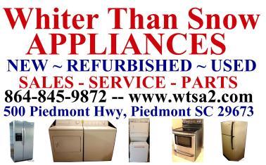Who Buys Broken Appliances? Answer: Whiter Than Snow Appliances