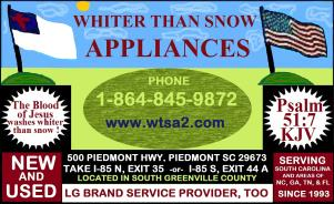 Whiter Than Snow Appliances Offering Repairs Refurbished
